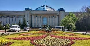 Центральный Государственный музей РК,,Алматы