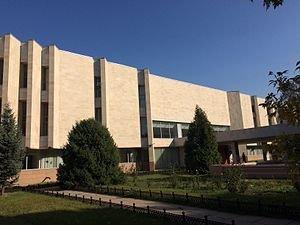Дом-музей им. Абылхана Кастеева,,Алматы