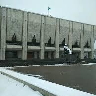 Музей казахского академического драмтеатра,,Алматы
