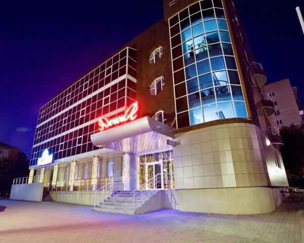 Аврора, гостиничный комплекс,  Магнитогорск