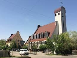 Римско-Католическая Епархия Пресвятой Троицы в г. Алматы,,Алматы