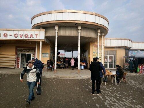 Караван-базар,Торговый центр, Продуктовый рынок,Бухара
