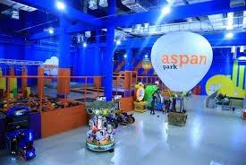 Aspan Park,детский развлекательный центр,Алматы