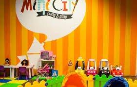 Mini City,детский развлекательный центр,Алматы
