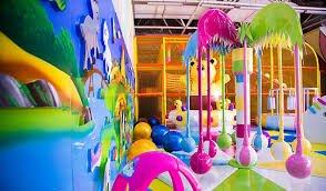 Balaland,детская игротека,Алматы