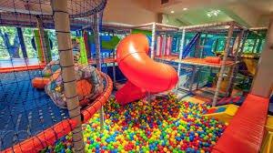 Bubble,детская игротека,Алматы