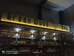 GreenWood,бильярдный бар,Алматы