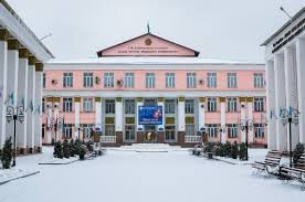 Казахский национальный медицинский университет им. С.Д. Асфендиярова,,Алматы