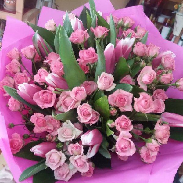 Flowers-with-a-Smile, Інтернет-магазин, святкове агентство, доставка квітів та букетів,  Херсон