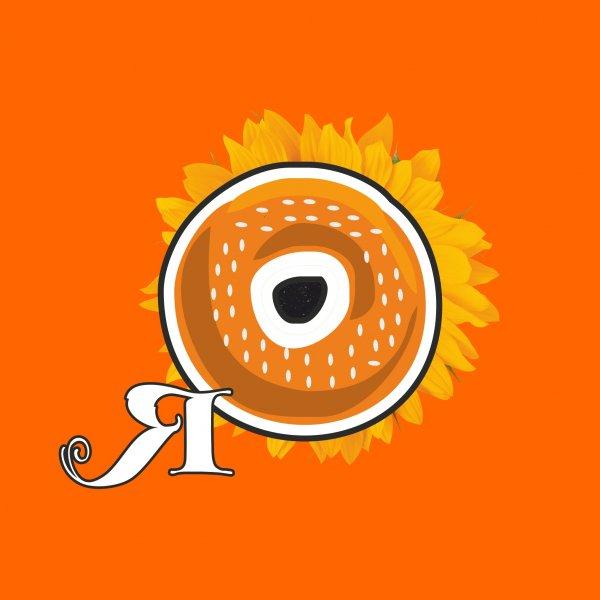 логотип компании Я Пончик