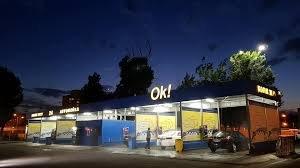 Ok!,сеть автомоек,Алматы