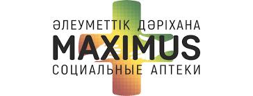 Maximus,сеть социальных аптек,Алматы