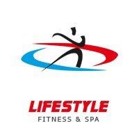логотип компании Life style, фитнес-клуб