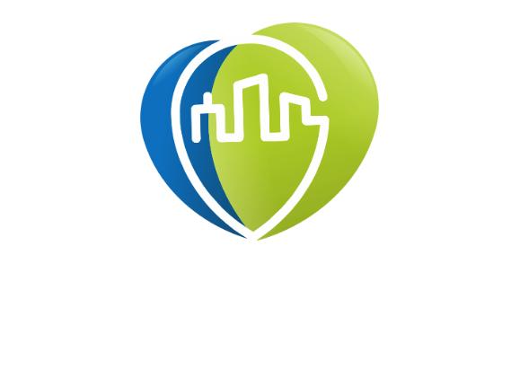 логотип компании Любимый город