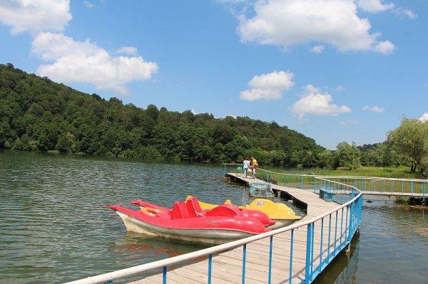 Голубое озеро Верхнее,природный объект,Нальчик