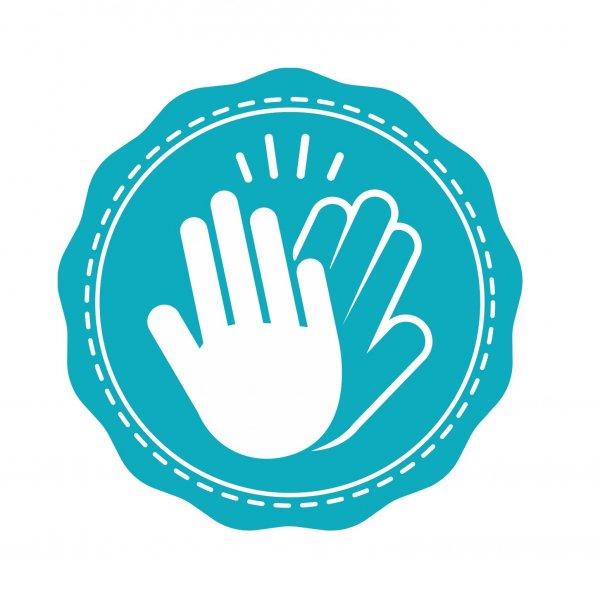 логотип компании Держи Пять!