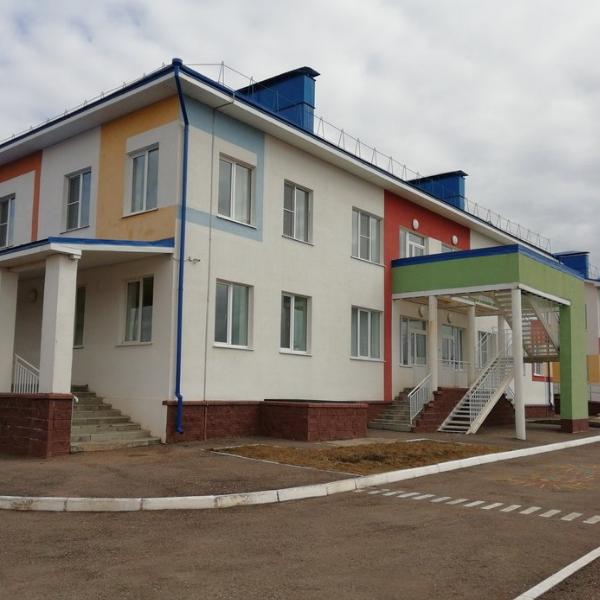 Детский сад № 2 Звездочка,Детский сад,Октябрьский