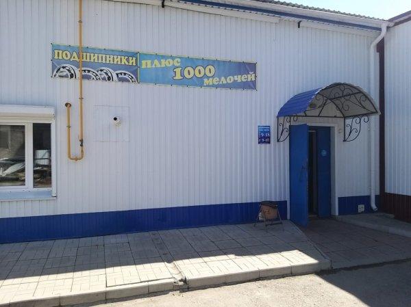 ПОДШИПНИКИ,Магазин автозапчастей и автотоваров,Куйбышев