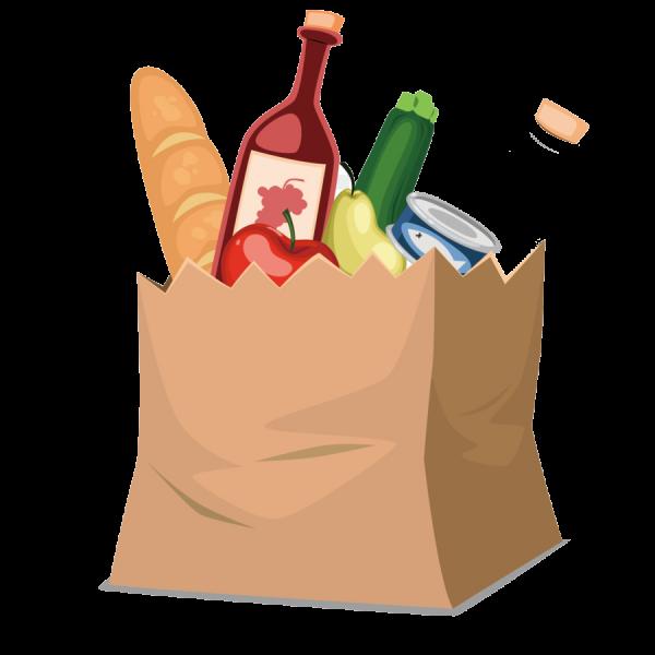 логотип компании Доставка продуктов из магазинов
