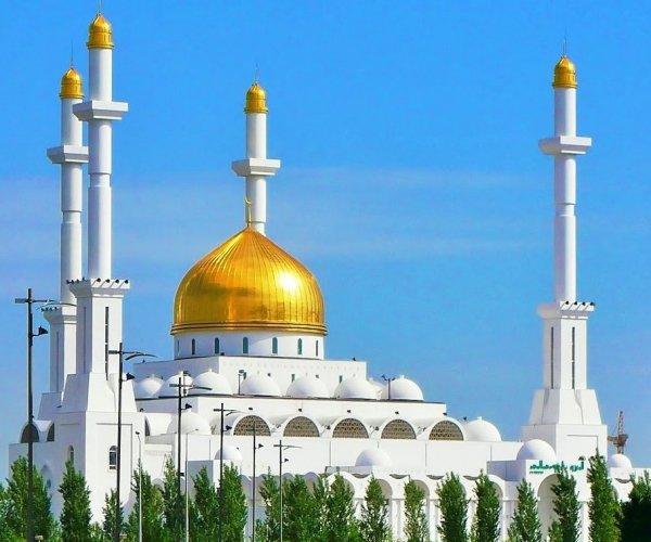 Нұр Астана,Мечеть,Нур-Султан