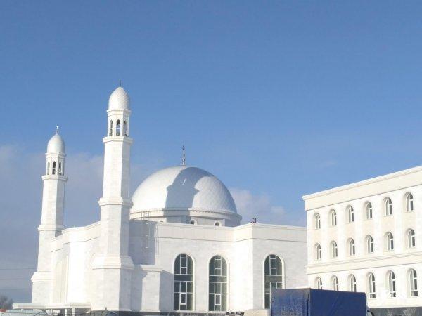 Aq meshit,Мечеть,Нур-Султан