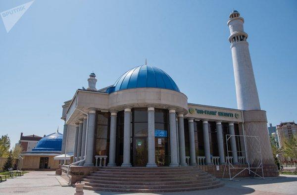 Аль-Гани,Мечеть,Нур-Султан
