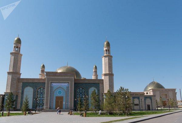 Әлжан Ана,Мечеть,Нур-Султан