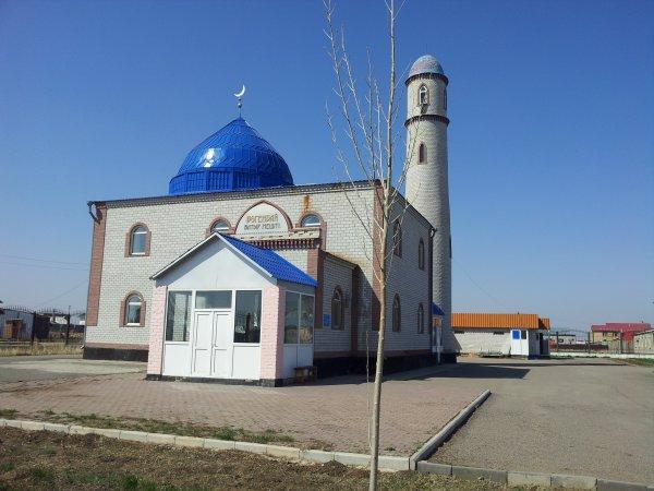 Бөгенбай батыр мешіті,Мечеть,Нур-Султан