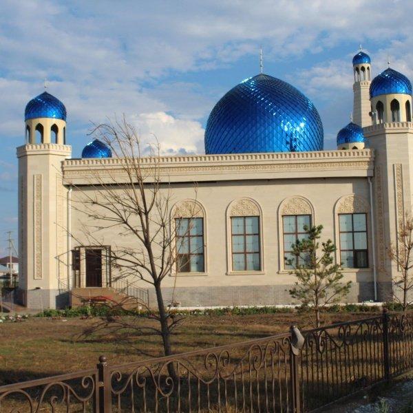 Qajy Rafia ana meshiti,Мечеть,Нур-Султан