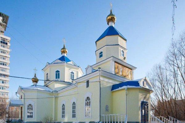 Женский монастырь иконы Божией Матери,Константино-Еленинский собор,Нур-Султан