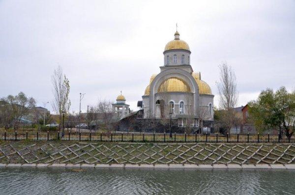 Украинская Греко-Католическая церковь Святого Иосифа Обручника,Церковь,Нур-Султан