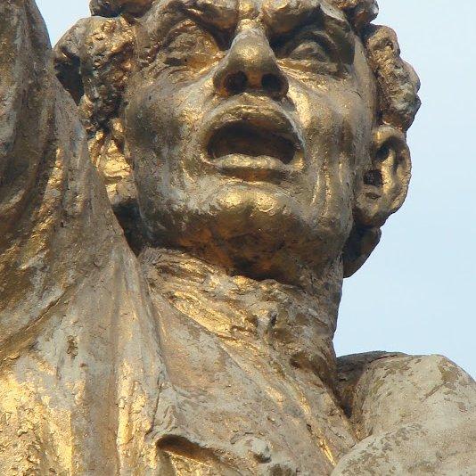 Памятник неизвестному солдату в Красноярске,Достопримечательности Красноярска,Красноярск