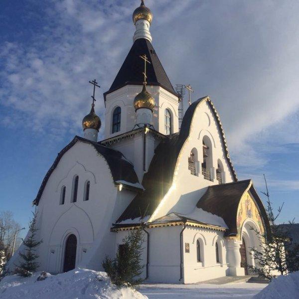 логотип компании Успенский Красноярский мужской монастырь