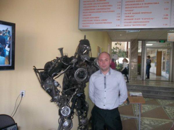 Custom robots Художественные мастерские,Музеи,Красноярск