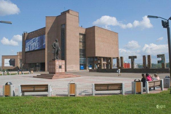 Музейный центр Площадь Мира в Красноярске,Музей, Выставочный центр,Красноярск