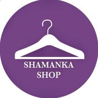 логотип компании Shamanka shop