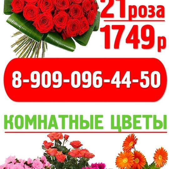 Анна Цветкова,Цветочный магазин,Магнитогорск
