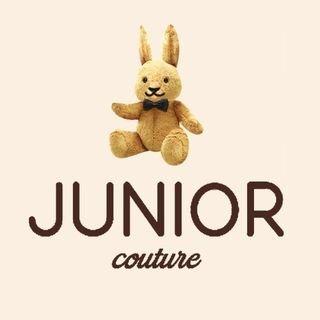 логотип компании Junior couture