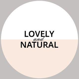 логотип компании Lovely and natural