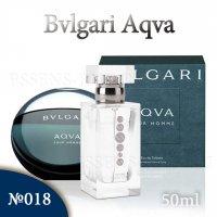 018 bvlgari aqua pour homme 50 мл
