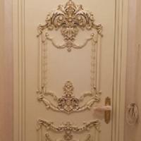 Модель №1, Одностворчатая дверь, МДФ