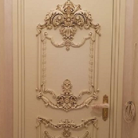 Модель №1, Одностворчатая дверь, Бук