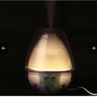 Ультразвуковой Увлажнитель воздуха с функцией светильника Jko !