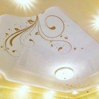 Двухуровненвый потолок