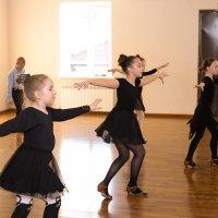 Бально-спортивные танцы (от 5 лет)