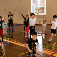 Развивающая гимнастика (от 3 лет)
