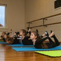 Художественная гимнастика (от 4 лет)