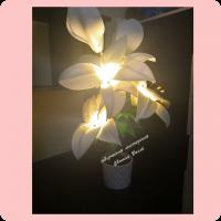 Лилия - светильник