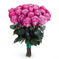 Букет из 25 роз суперпремиум