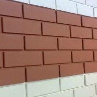 Фасадные панели клинкерный кирпич